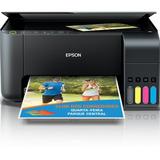 Impressora Epson L3150 Multifuncional Ecotank Wifi Colorida