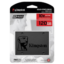 Ssd Kingston 2.5 120gb A400 Sata Iii 500mb/s Lacrado