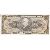 L 415 - 5 Cinco Cruzeiros Fe C-074 Barão Rio Branco R$ 15,00