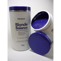 Blonde Balance Máscara Intensiva Dicolore 1kg+ Brinde