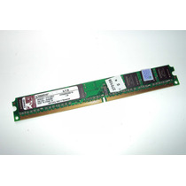 Memória Kingston Ddr2 1gb 800mhz Pc2-6400 Mod. Kvr800d2n6/1g