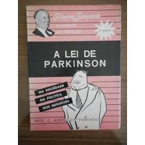 Livro A Lei De Parkinson - C. Northcote Parkinson