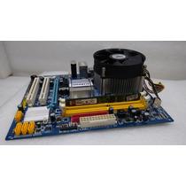 Kit Completo Gigabyte Ga-945gcm-s2c +memoria+e5800+coller