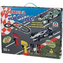 Autorama Formula Racing Pronta Entrega