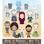 Kit Scrapbook Game Of Thrones Imagens Clipart Cod025