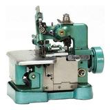 Máquina De Costura Semi Industrial Lorben Gn16d Verde 220v