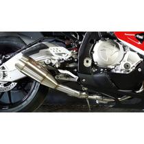 Escapamento Esportivo Firetong Bmw S1000rr- Flame Firetong