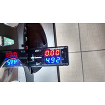Testador Usb - Usb Tester - Voltímetro/amperímetro