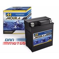 Bateria Heliar Htz6l Titan Cg 125 150 Biz Bros Xre300 Factor