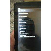 Tablet Icc Quad Core Android 4.4 Com Entrada Hdmi