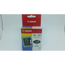 Cartucho Original Canon Bc-05 Color Bjc210 Bjc240