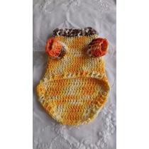 Roupa De Fio Para Pet Com Croche