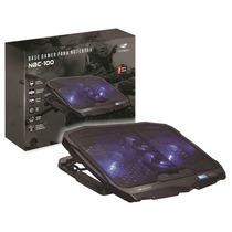 Avista77 C3tech Nbc-100bk Base 4 Coolers Notebook 10 A 17,3