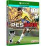 Game Pro Evolution Soccer 2018   Xbox One