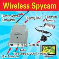 Kit Mini Câmera Wifi Wireless Espiã Áudio/vídeo Em Poa