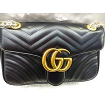 504e711bb Femininas Couro Sintético Gucci com os melhores preços do Brasil ...