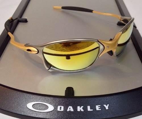 639370184 Oculos Lupa Double X 24k X X Metal Lentes Gold Douradas à venda em ...