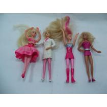 Bonecas Barbie Mattel - Coleção Mc Donalds 2013