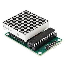 Kit Max7219 Dot Matrix Display Módulo + Tutorial Dicas