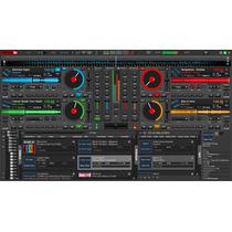 Virtual Dj 8 Pro Infinity 100% + Skins+efeitos-completo-win