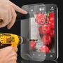 Película De Vidro Temperado Lg Optimus L4 Dual E445 / E470