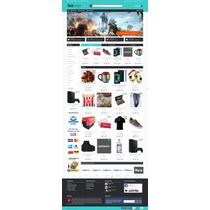 Criação De Loja Virtual Com Mercado Envios, Com App Android