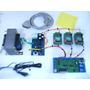 Kit Controladora Driver Cnc Tb6560 3 Eixos Completo S/motor
