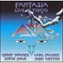 Cd Asia Fantasia Live In Tokyo - 2cds
