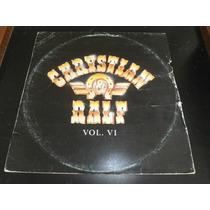 Lp Chrystian & Ralf Vol.6, Disco Vinil C/ Encarte, Ano 1988