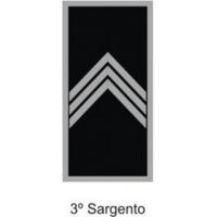 Divisa 3° Sargento PM Emborrachada - U