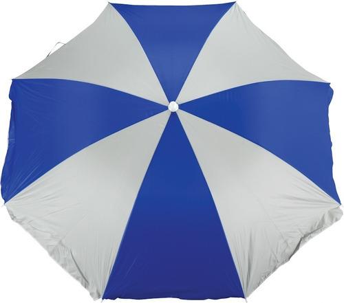 Guarda Sol Praia E Camping 1,80 Metros Azul Mor3717 Promoção