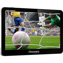 Gps Discovery Channel Nf Tv Digital Tela 7 Mp3 Mp4 Foto Novo
