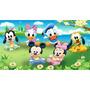 Big Painel De Festa Baby Disney - Mickey E Minnie Baby 2x1