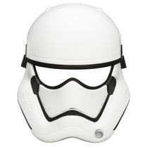 Star Wars Episódio Vii Máscara Infantil Stormtrooper Hasbro