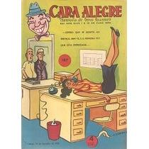 Cara Alegre Revista De Bom Humor Lote Com 112 Volumes