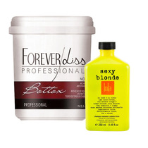 Btox Argan Oil 1kg + Matizador Sexy Blonde - Lola Cosméticos