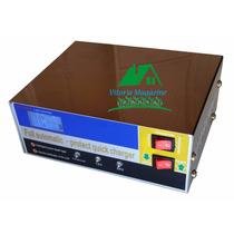 Carregador De Bateria Para Empilhadeira Eletrica ( Bivolt)