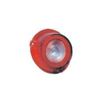Lente Lanterna Traseira Opala 79 Com Re Ldou Le Vermelha