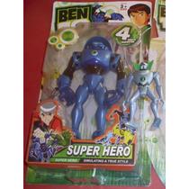 Ben 10 (series 4) Ultimate Alien Collection - Boneco Grande