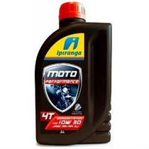 Oleo Motor 4 T (10w-30) Todas Ipiranga