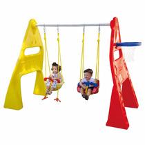 Novo Brinquedo Para Playground Da Xalingo Multi Balanço