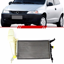 Radiador Celta 2005 2004 2003 2002 2001 2000 Manual Sem Ar