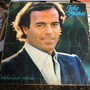 Lp Julio Iglesias - Minhas Canções Preferidas - 1981 Original