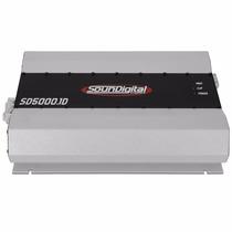 Modulo Potencia Soundigital Sd5000 1 Ohms