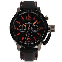 Relógio Analógico Masculino Robusto M/ Vogue V6 3 Cores
