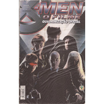 X- Men Quadrinização Oficial Do Filme - Editora Abril