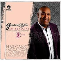 Cd Gerson Rufino - Minhas Canções Everaldo Gretter - Vol 2