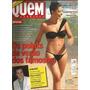 Revista Quem 592 De 2012 - Juliana Paes - Edson Celulari