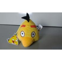Chuck De Pelúcia Angry Birds Mc Donalds