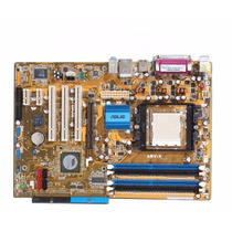 Placa Mãe Asus A8v-x (offboard) K8t800 Pro 4x Ddr1 Agp 3 Pci